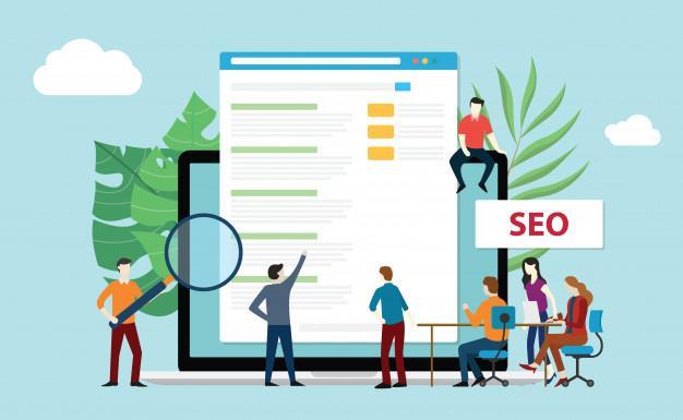 SEO продвижение сайта, сео раскрутка сайтов в Топ 1-3-10